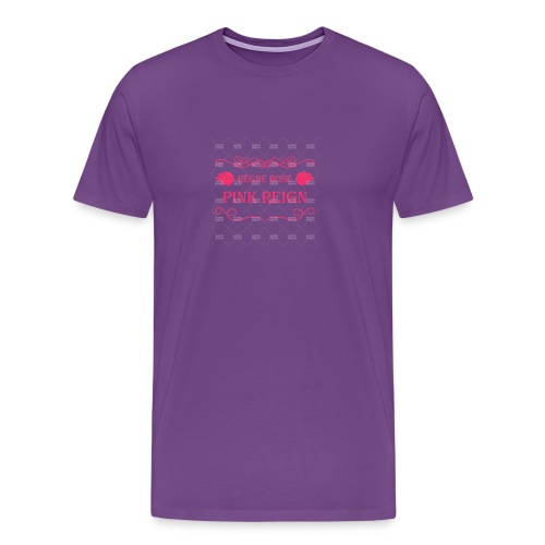 Pink Reign - Men's Premium T-Shirt