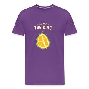 the king fruit - Men's Premium T-Shirt