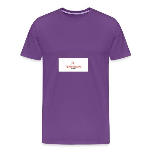 Teamswag4life - Men's Premium T-Shirt
