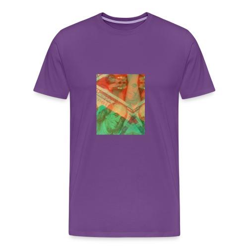 Benjy frank - Men's Premium T-Shirt