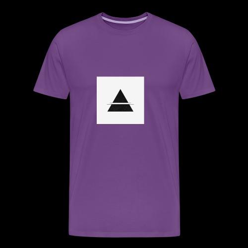 2e4c36a00924c8247e3ae17fb22888f6 geometric tattoo - Men's Premium T-Shirt