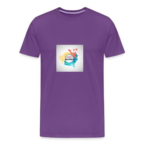 Be crazy - Men's Premium T-Shirt