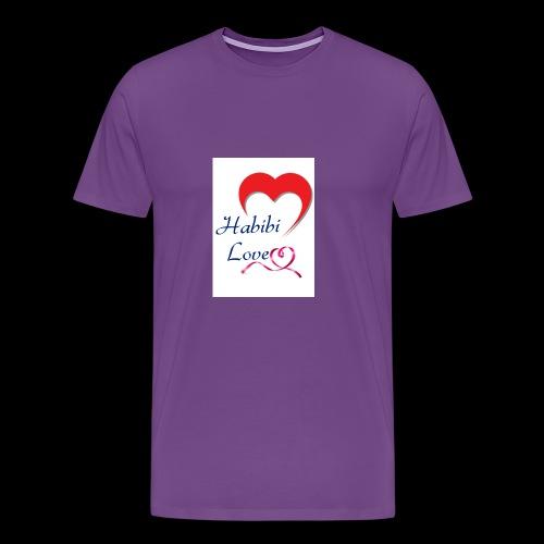 Love meets you - Men's Premium T-Shirt