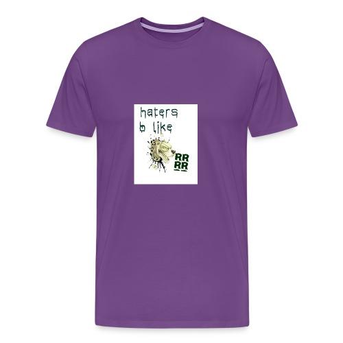 mind your business - Men's Premium T-Shirt