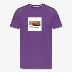 A full house meme - Men's Premium T-Shirt