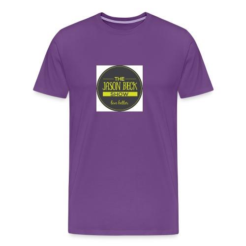 The Live Better The Jason Beck Show - Men's Premium T-Shirt