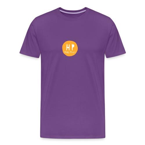 Happy Playces Logo - Men's Premium T-Shirt