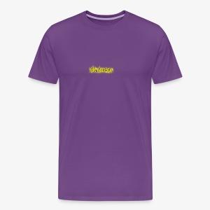 Goldenskul - Men's Premium T-Shirt