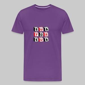 S4S BLOCKS - Men's Premium T-Shirt