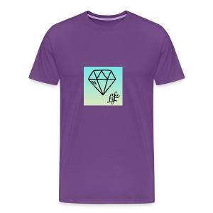 diamond life - Men's Premium T-Shirt