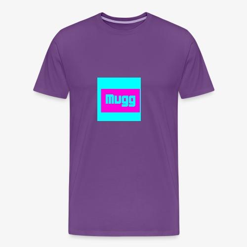 mugg - Men's Premium T-Shirt