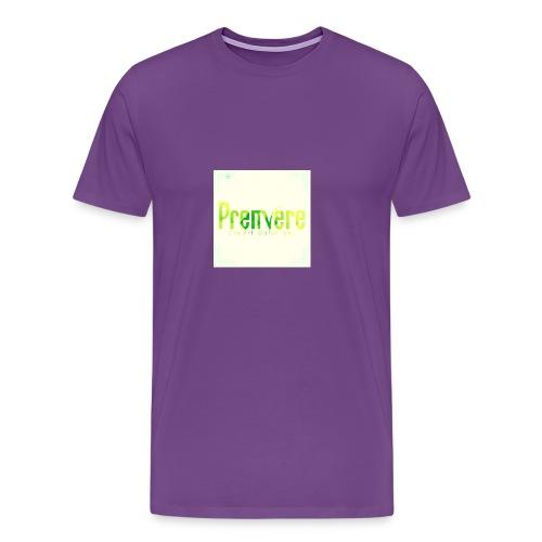 4516 Premiere Credit Solutions Logo H 01 - Men's Premium T-Shirt