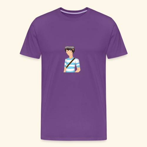 IDannyPlays FA #1 - Men's Premium T-Shirt