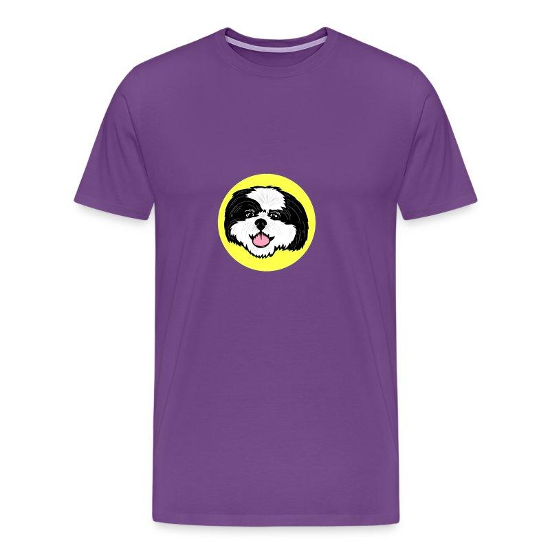 Skeeter Yellow - Men's Premium T-Shirt