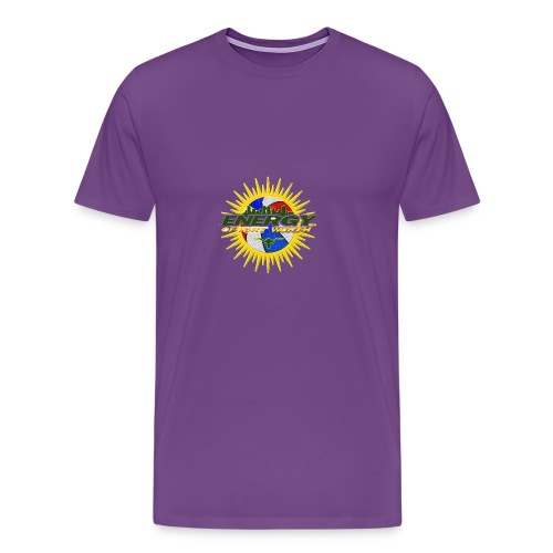 The Energy of Fort Worth Texas - Men's Premium T-Shirt