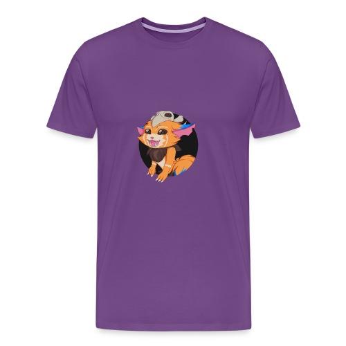 League of Legends - Gnar Cup - Men's Premium T-Shirt