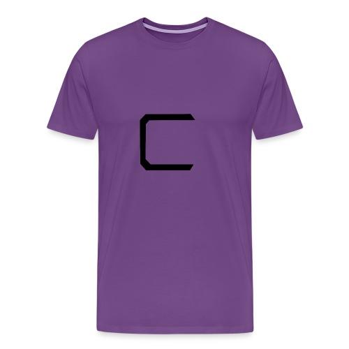 Cyberonic Logo Black - Men's Premium T-Shirt