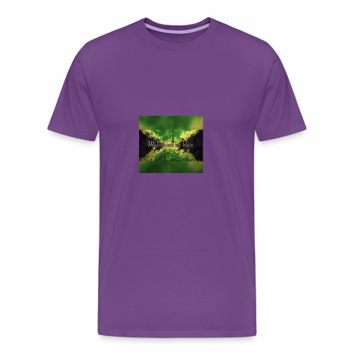 Mi kno seh mi bless - Men's Premium T-Shirt