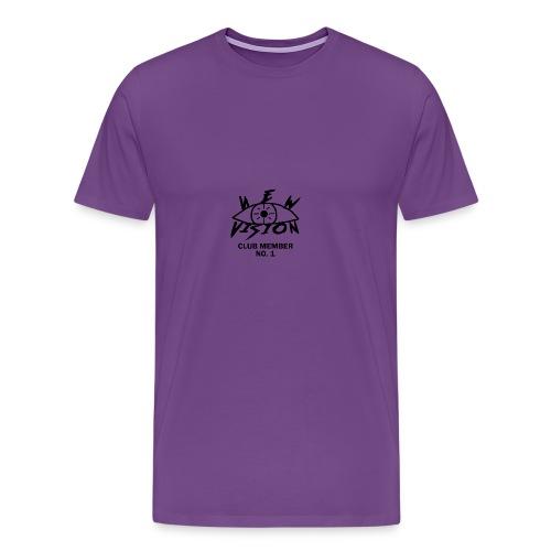 New Vision Club Member - Men's Premium T-Shirt