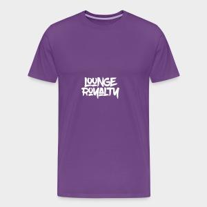 Lounge Royalty Logo - Men's Premium T-Shirt