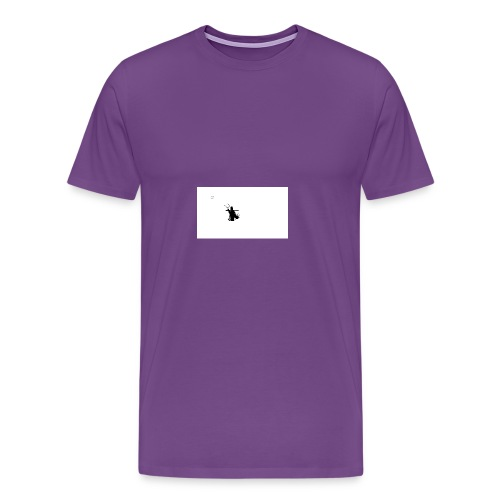 ArcadeNinja Hoodie - Men's Premium T-Shirt