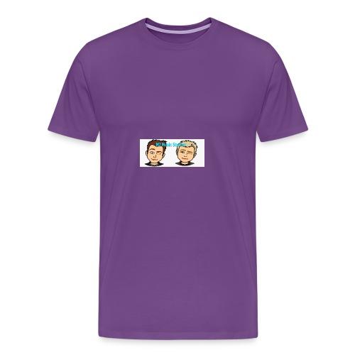 MJ Music Studios Phone Case - Men's Premium T-Shirt