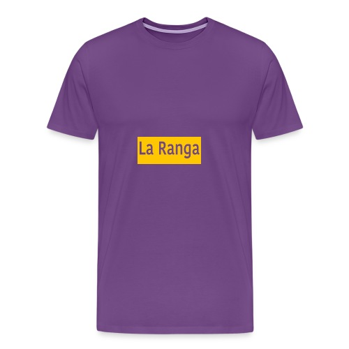 La Ranga gbar - Men's Premium T-Shirt