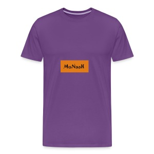 Monaah - Men's Premium T-Shirt