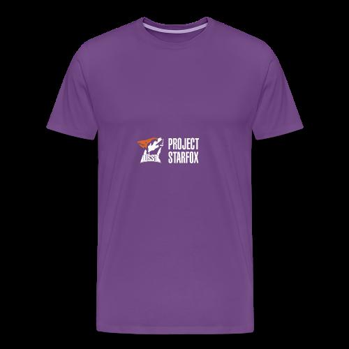 Project STARFOX Banner - Men's Premium T-Shirt