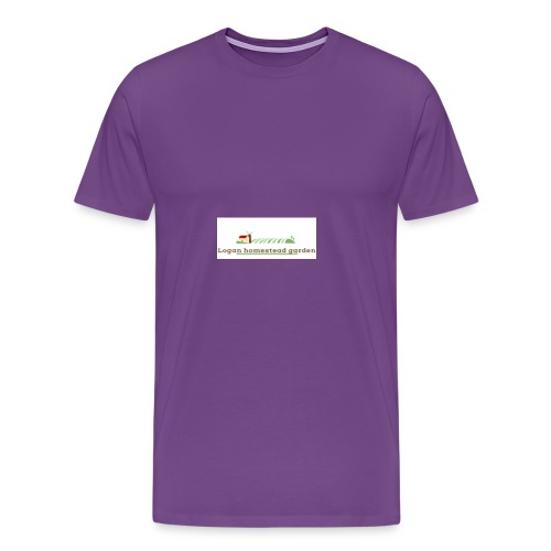 Homesteadlogo - Men's Premium T-Shirt