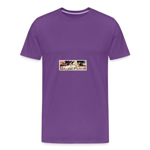 Ladies Morning Cup - Men's Premium T-Shirt