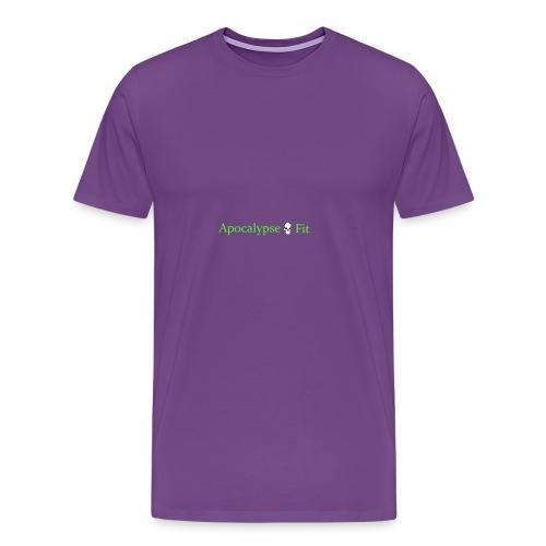 Apocalypse Fit - Men's Premium T-Shirt