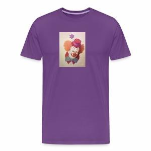 Old Clown Full - Men's Premium T-Shirt