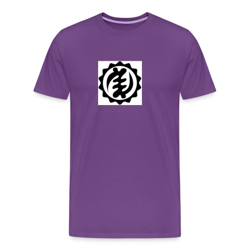 kente symbol - Men's Premium T-Shirt