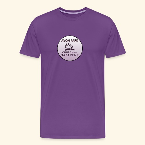APNazarenePurple - Men's Premium T-Shirt
