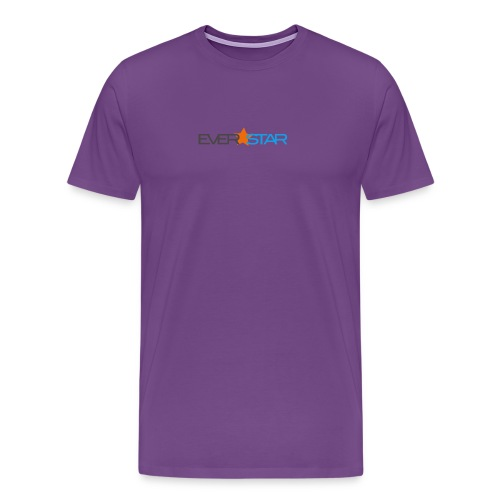 Everstar Logo more colours - Men's Premium T-Shirt