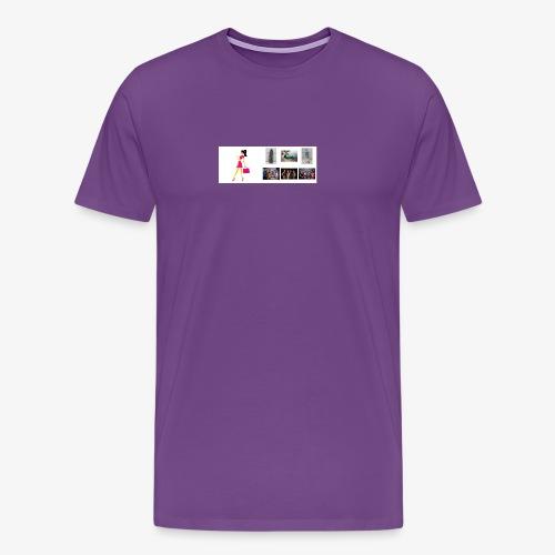 Dauntless Devise Designs - Men's Premium T-Shirt