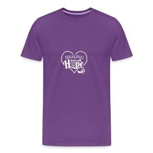 Healing with Hope - Men's Premium T-Shirt