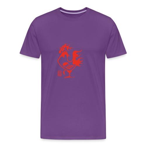 Rooster Shirts - Men's Premium T-Shirt