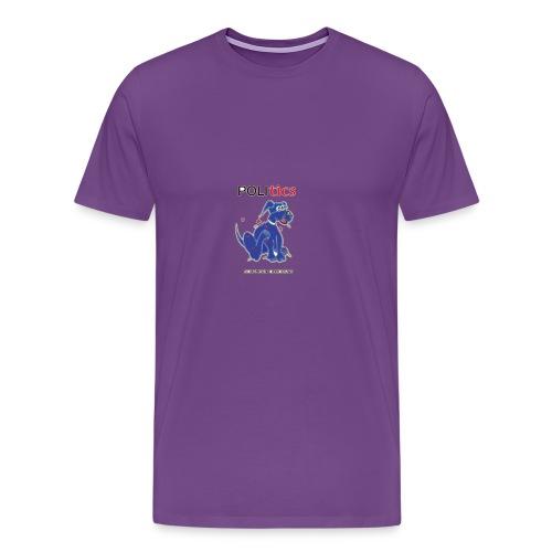 POLITICS - Men's Premium T-Shirt