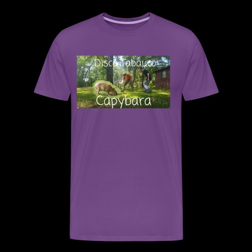 Capybara - Men's Premium T-Shirt