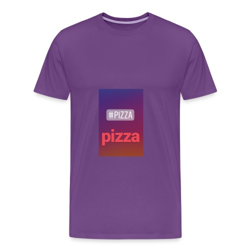 the pizza master tags - Men's Premium T-Shirt