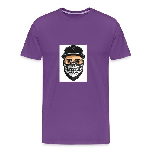 InfernoGangsta - Men's Premium T-Shirt