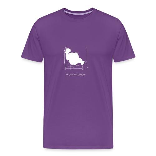 Houghton Lake, MI - Men's Premium T-Shirt