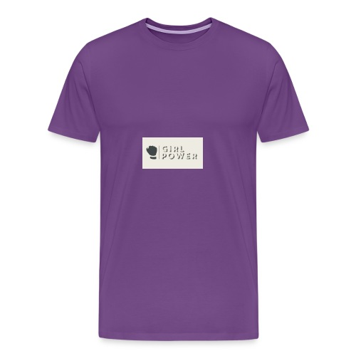 girl power - Men's Premium T-Shirt