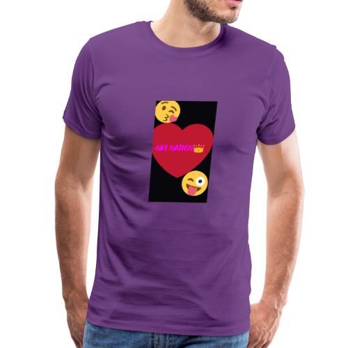 NLK NEW MERCHANDISE💙💕👭👯👑 - Men's Premium T-Shirt