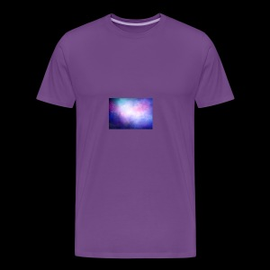 galaxy scene 1048 5105 - Men's Premium T-Shirt