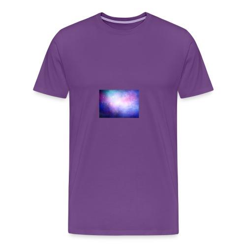 galaxy scene 1048 5105 - Men's Premium T-Shirt
