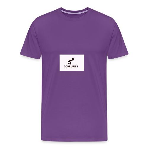 Dope Jules Mic - Men's Premium T-Shirt