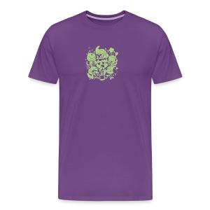 Meet the Neighbors - Men's Premium T-Shirt